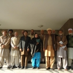 Kurram tribal leaders