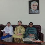 At Bacha Khan Centre