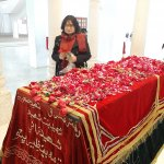 Shrine of Benazir Bhutto