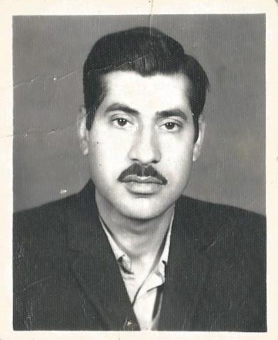 Taj Mohammad Khan